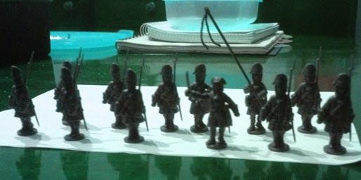 Army Unit toys